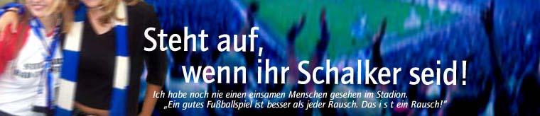 Steht Auf Wenn Ihr Schalker Seid Von Theaterverlag Hofmann Paul